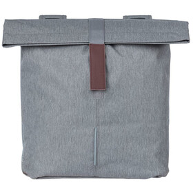 Basil City Double Pannier Bag 28-32l grey melee